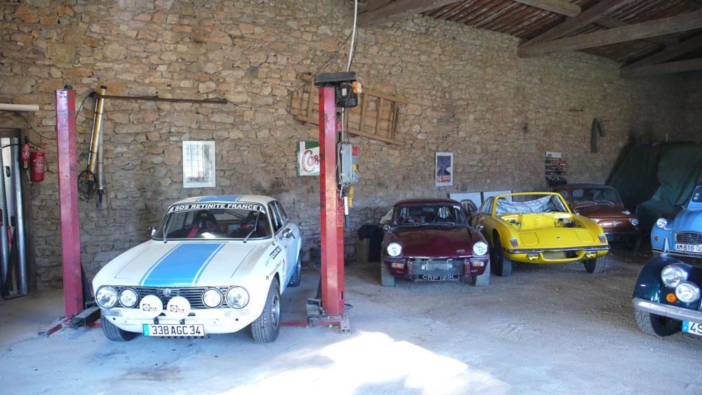 garage ernesto 39 s entretien r paration restauration vente voitures anglaises 34360 villespassans. Black Bedroom Furniture Sets. Home Design Ideas
